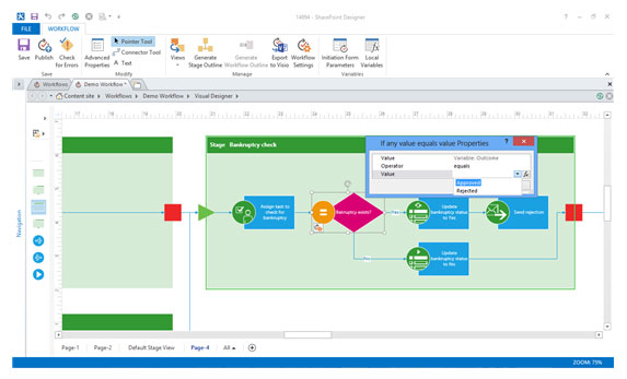 Sharepoint 2013 Hosting Sharepoint 2013 Workflows In Visio