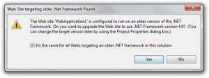 Integrating ASP.NET MVC 3 into existing upgraded ASP.NET 4 Web Forms applications 3