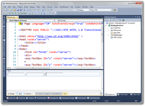 Integrating ASP.NET MVC 3 into existing upgraded ASP.NET 4 Web Forms applications 4