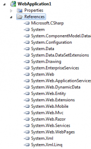 Integrating ASP.NET MVC 3 into existing upgraded ASP.NET 4 Web Forms applications 7