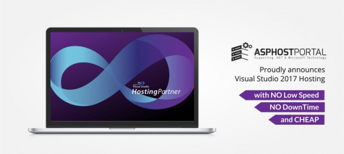 ASPHostPortal.com Announces Visual Studio 2017 Hosting Solution