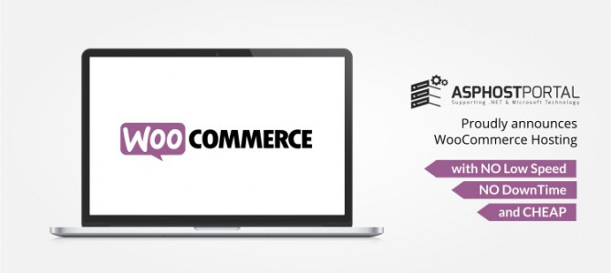 ASPHostPortal.com Announces WooCommerce Hosting Solution