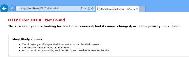 ASP NET Core 2 0 Hosting: HTTP Error 404 0 0 Not Found in MVC | ASP
